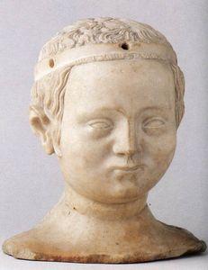 Head Of Bonne De France