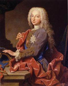 Portrait Of Charles De Bourbon