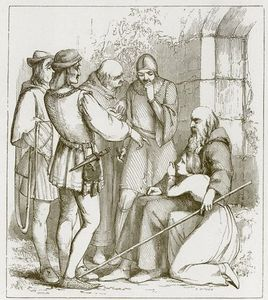 The Blind Beggar's Daughter Of Bednall Green