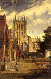 Hereford Cathedral -