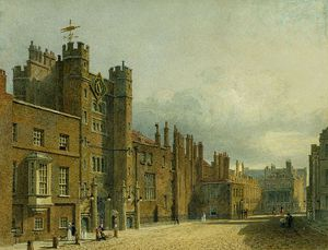 St James's Palace, North Front