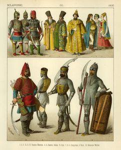 Sclavonic Costume