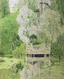 Silver White Willow