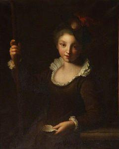 Young Pilgrim Girl