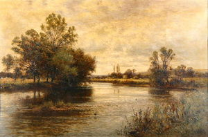 Penton Hook On The Thames