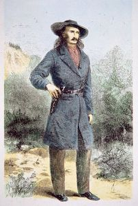 The First Published Picture Of Wild Bill