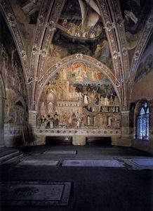 Triumph Of The Church And Navicella