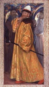 Granted The Tsar's Fur Coat