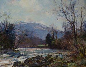 Ben Ledi, River Leny
