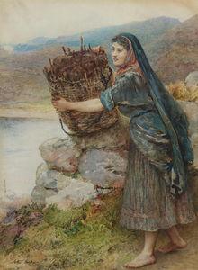 A Connemara Girl