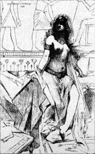 La Femme De Putiphar