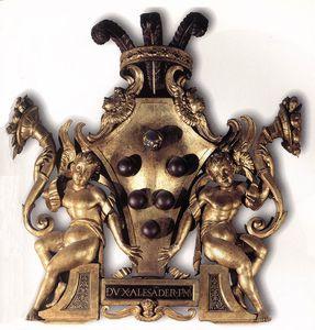 Wikioo.org - The Encyclopedia of Fine Arts - Artist, Painter  Baccio D'agnolo (Bartolomeo Baglioni)