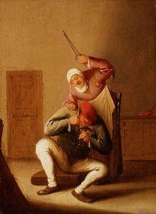 Wikioo.org - The Encyclopedia of Fine Arts - Artist, Painter  Bartholomeus Molenaer
