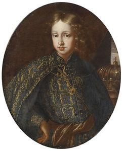 Bildnis Des Späteren Kaisers Joseph I