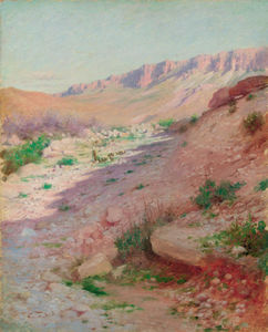 Four Scenes In North Africa