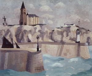 Church On The Cliff, Dieppe