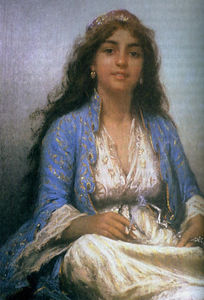 A Young Lady -