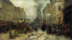 Bombardment Of Paris