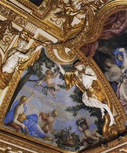 Ceiling Decoration (detail)