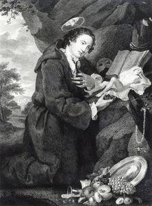 Sir Francis Dashwood Worshipping Venus