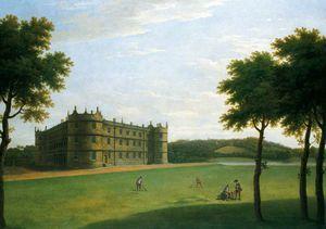 Longford castle aus der süden West