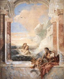 Tetis Consoladora de Aquiles