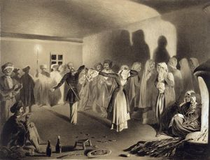 Dancing Party At Kagha-choura