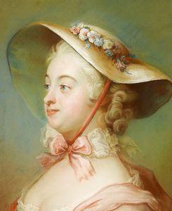 Portrait Of Juliana Dorotea Henck