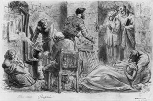 Album Of The Siege Of Paris, A Cellar