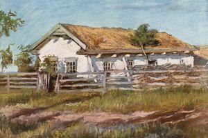 A Doukhobor House