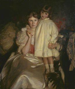 Mrs John And Helen Sybile Nairn