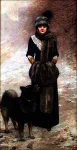 Portrait Of Colette Gervex