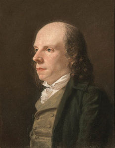 A Portrait Of John Flaxman, R.A.