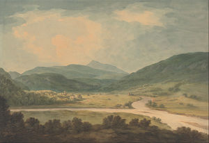 The River Tay And Tributary