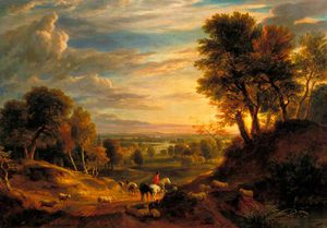 Landscape Near Whitchurch