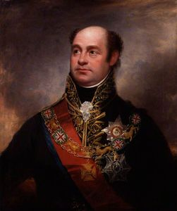 Carr Beresford, Viscount Beresford