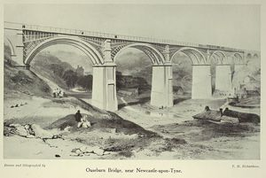 Ouseburn Bridge, Nr. Newcastle