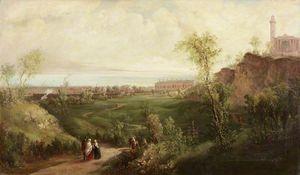 The Old Leith Walk, Edinburgh
