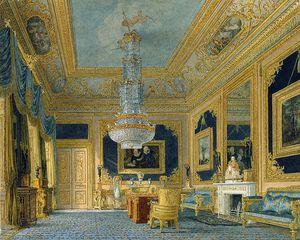 Carlton House, Blue Velvet Room