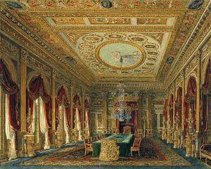 Carlton House, Throne Room
