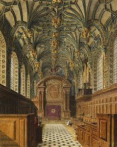 Hampton Court Palace, Chapel
