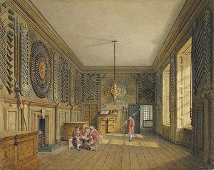St James's Palace, Guard Chamber
