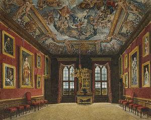 Windsor Castle, King's Old State Bedchamber