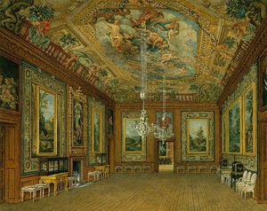 Windsor Castle, Queen's Drawing Room