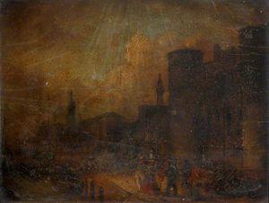 Wikioo.org - The Encyclopedia of Fine Arts - Artist, Painter  Daniel Turner