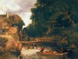 The Miller's Boat