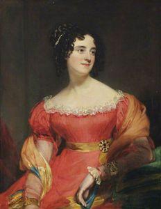 Georgiana Carolina Dashwood, Lady Hastings