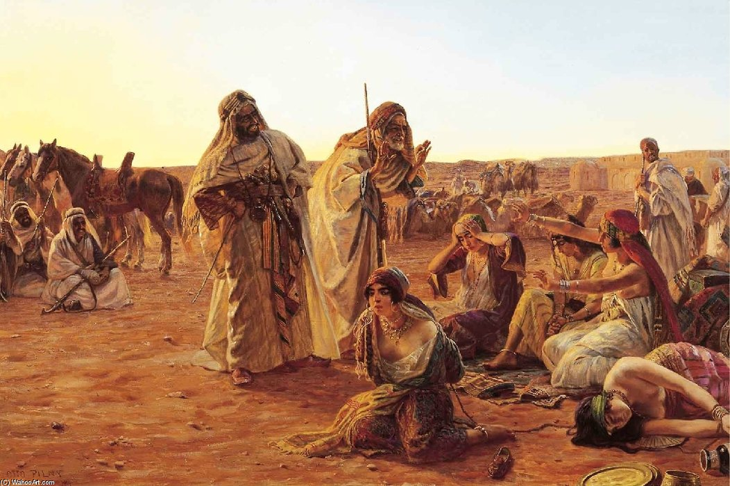 slave market A slave market is a place where slaves are bought and sold these markets became a key phenomenon in the history of slavery, particularly in the arab slave trade and.