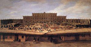 View Of The Palazzo Pitti