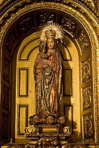 Virgin Of Charity (virgen De La Caridad), Hospital De La Caridad.
